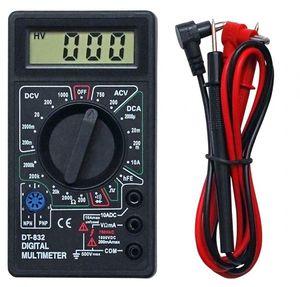 Инструкция по применению мультиметра dt 832