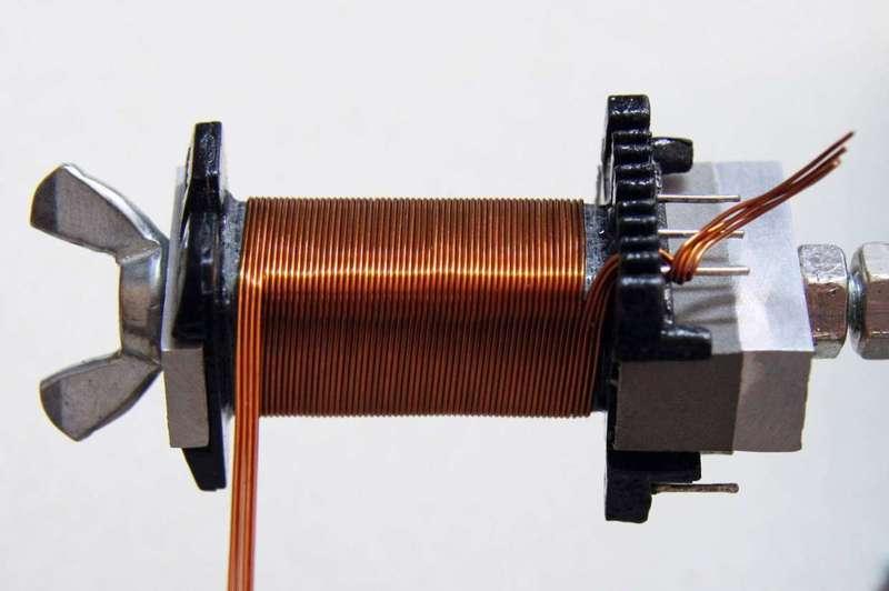 Техника намотки трансформатора