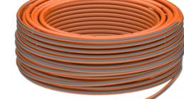 Виды и применение греющего электрического кабеля