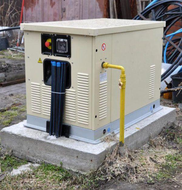 Генератор электрического тока для частного дома: какой лучше выбрать