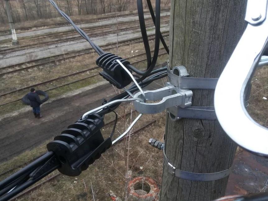 Монтаж провода СИП своими руками