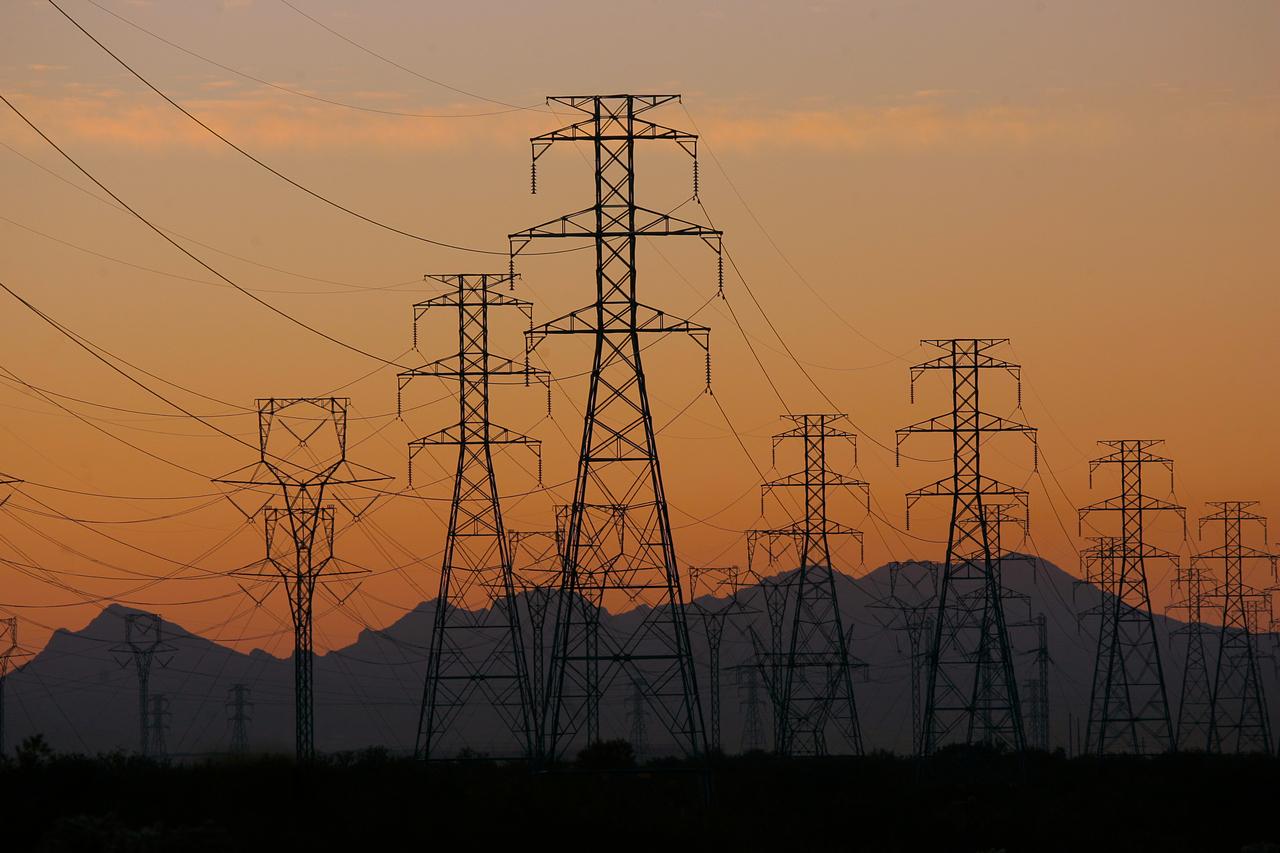 Электрические сети Республики Арцах
